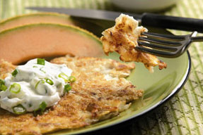 Home-Style Hash Brown Pancakes